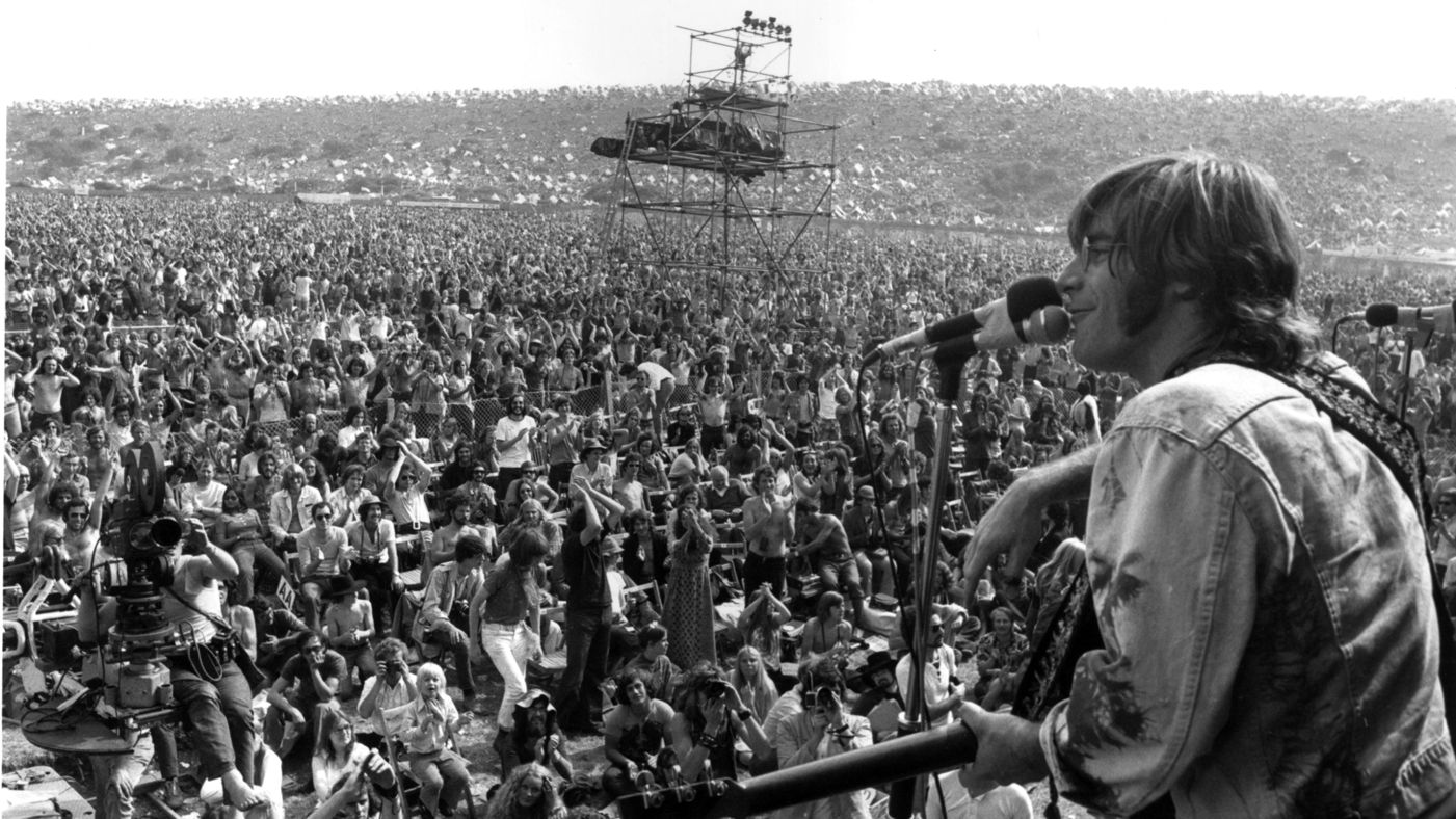 Ile de Wight 1970