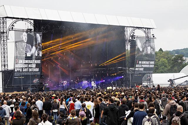 Les 10 plus gros festivals de musique se déroulant en région parisienne