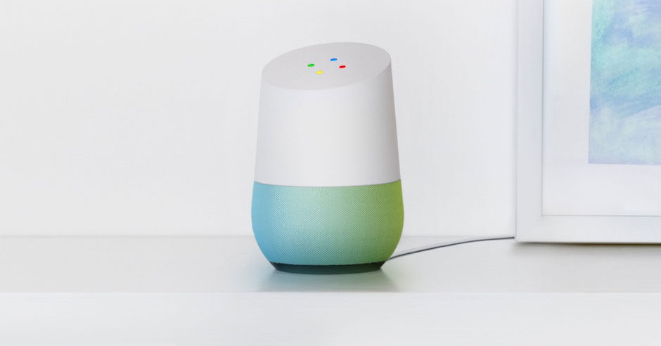 Google s'attaque à Amazon Echo