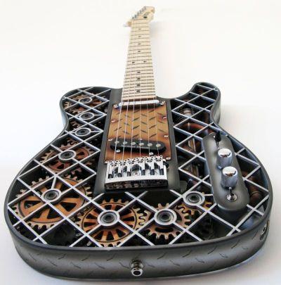guitare électrique odd