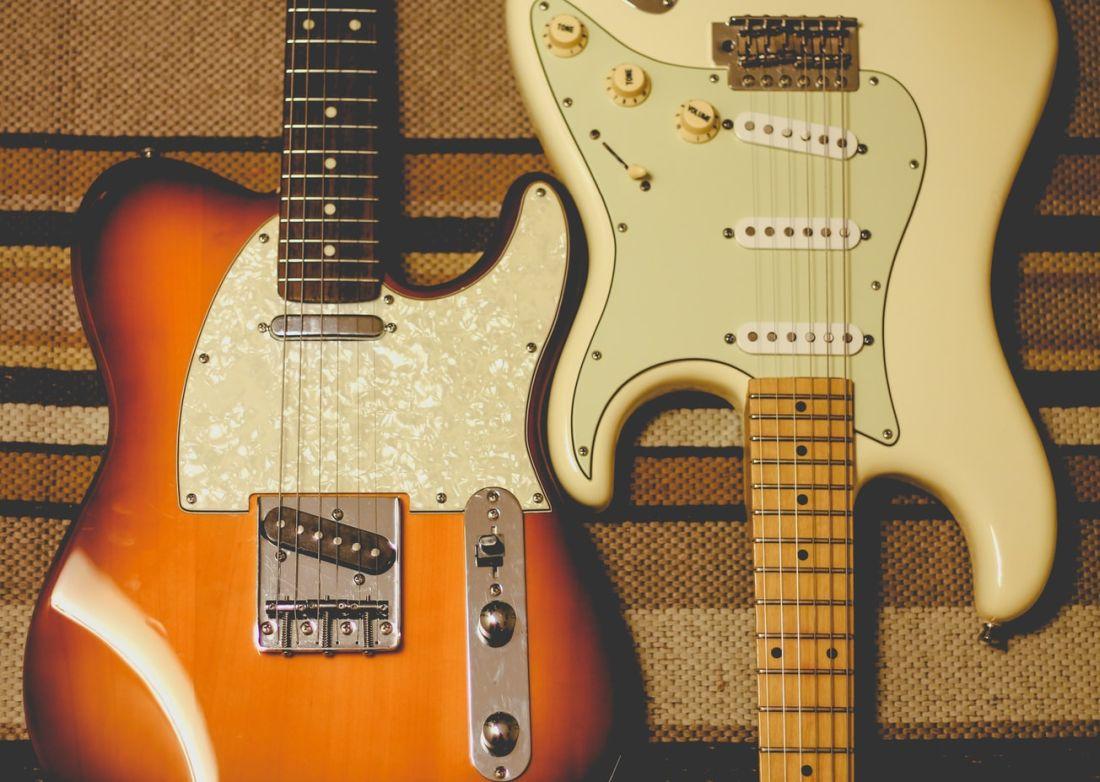 guitares electriques