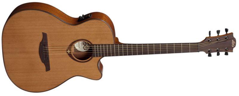 Histoire des guitares Lag