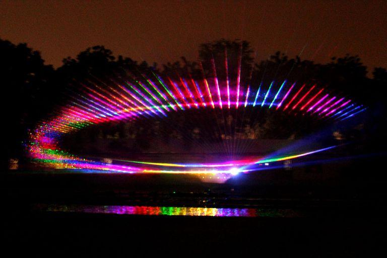 laser soirée
