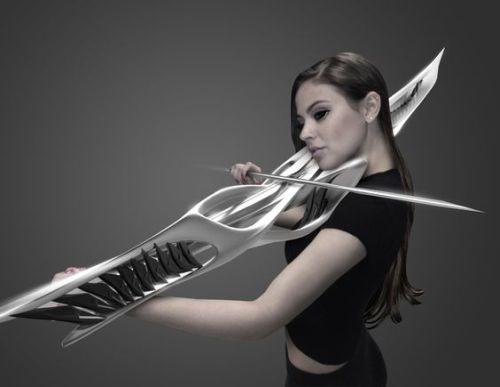 violon électrique monad
